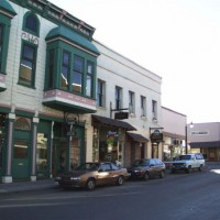 Main Street, Yreka, California