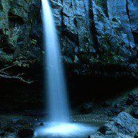 Hedge Creek Falls, Dunsmuir, California