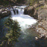 Lower McCloud Falls, McCloud, California