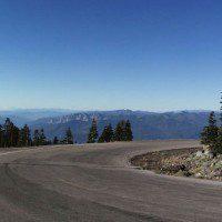 Top of Everitt Memorial Highway, Mount Shasta