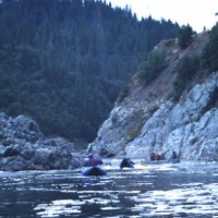 The Trench on the Klamath River, northern Siskiyou County