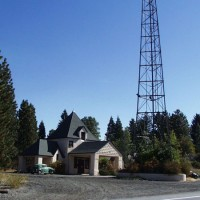 Beacon gas station, Mt. Shasta, California